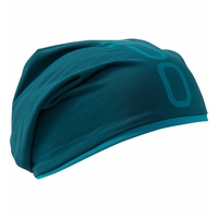 Unisex Reversible Beanie Hat, submerged - tumultuous sea, large