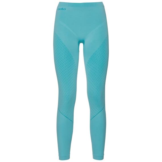 EVOLUTION WARM baselayer pants, blue radiance - bluebird, large