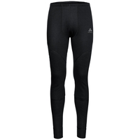 Men's ACTIVE X-WARM Base Layer Pants, black, large