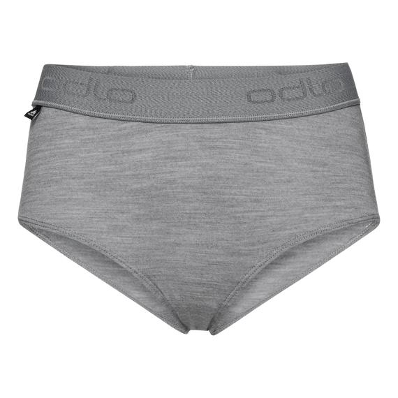 SUW Bottom Panty NATURAL 100% MERINO WARM, grey melange, large