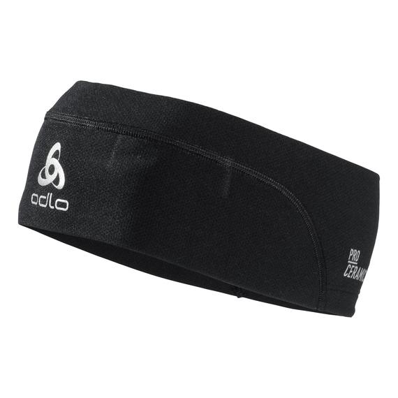 Headband CERAMICOOL, black, large