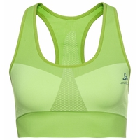 Reggiseno sportivo Seamless Medium, tomatillo, large