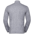 Midlayer ALAGNA, grey melange, large