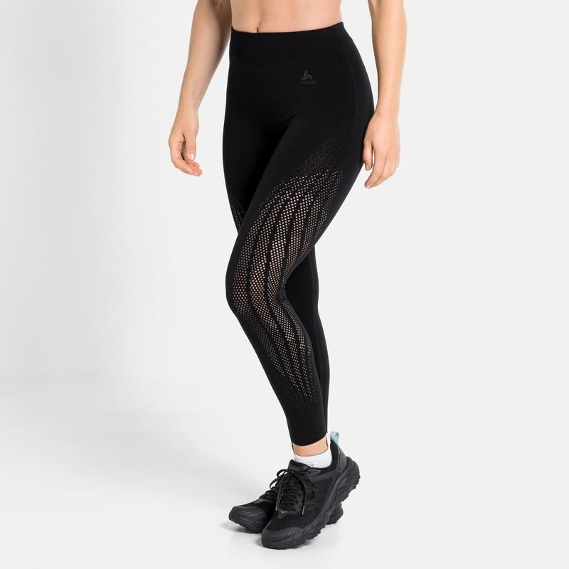 Women's ZAHA Tights, black, large