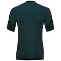 PERFORMANCE Windshield XC-Skiing LIGHT kurzärmeliges Shirt mit Rundhalsausschnitt, black - lake blue, large