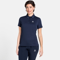 Women's CARDADA Polo Shirt, diving navy, large