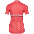 Women's ELEMENT PRINT Short-Sleeve Cycling Jersey, dubarry - retro, large