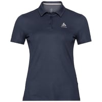 Polo k/m F-DRY, diving navy, large