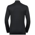 Women's ALAGNA 1/2 Zip Midlayer, black, large