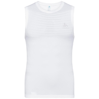 Singlet PERFORMANCE LIGHT, white, large