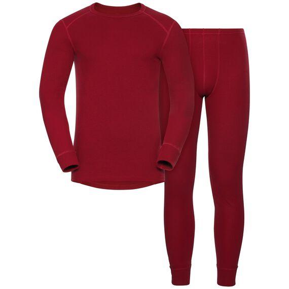 Set underwear  ACTIVE ORIGINALS Warm, red dahlia, large