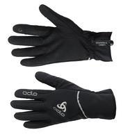 Guantes WINDPROOF X-Warm, black, large