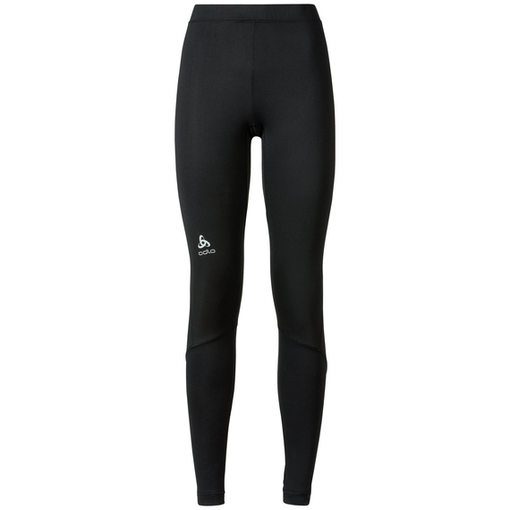 SLIQ running tights, black, large