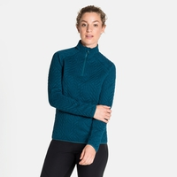 Women's CORVIGLIA KINSHIP Midlayer, submerged, large