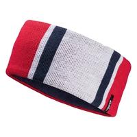Headband ODDVAR, chinese red, large