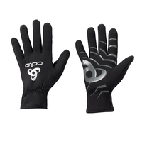 Gloves JOGGER, black, large