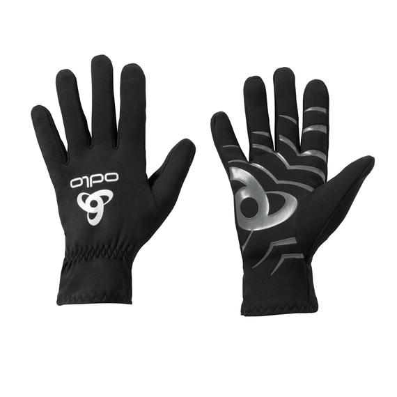 Handschoenen JOGGER, black, large