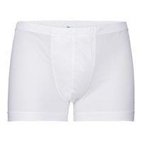 SUW Bottom boxershorts ACTIVE Cubic LIGHT, white - snow white, large