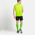 T-shirt da corsa con mezza zip AXALP TRAIL da uomo, lounge lizard, large