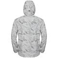 Veste FLI 2.5L, odlo silver grey - paper print, large