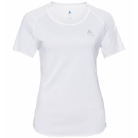 MILLENNIUM ELEMENT-T-shirt voor dames, white, large