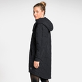 Women's ZAHA Coat, black, large