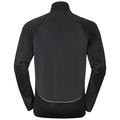 Herren ZEROWEIGHT WINDPROOF REFLECT WARM Jacke, black - placed print FW18, large