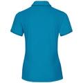 Polo s/s KUMANO F-DRY, blue jewel, large