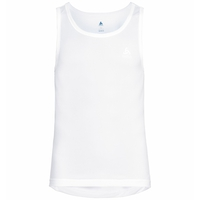 SUW TOP Crew neck Singlet ACTIVE CUBIC LIGHT 2 Pack, white, large