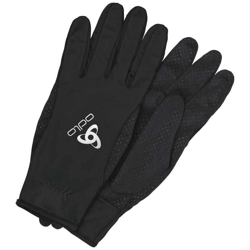 VELOCITY LIGHT Gloves, black, large
