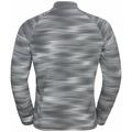 Herren FLI LIGHT PRINT Fleecejacke, odlo silver grey - graphic SS21, large