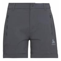 Shorts CONVERSION, odlo graphite grey, large
