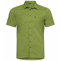 Chemisette NIKKO pour homme, macaw green - climbing ivy, large