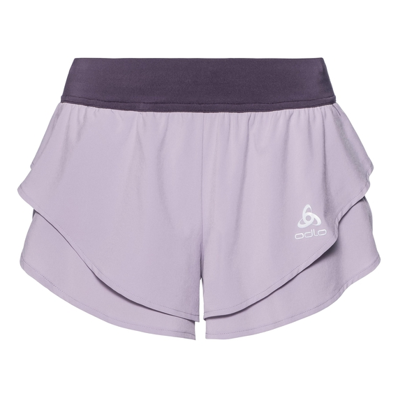 Split shorts OMNIUS Light, orchid petal - vintage violet, large