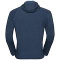 MILLENNIUM LINENCOOL PRO Jacke, ensign blue melange, large