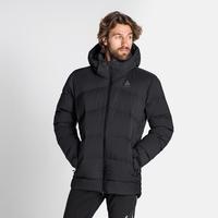 Men's SKI COCOON Jacket, black, large