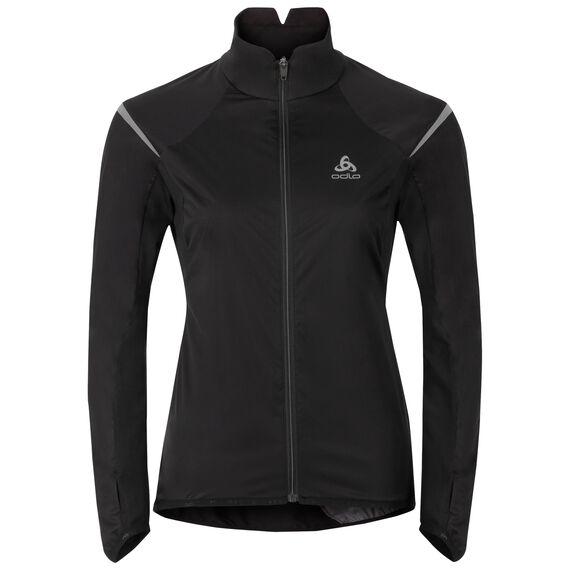 ZEROWEIGHT logic running jacket, black, large