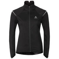 ZEROWEIGHT logic running jacket, black, large