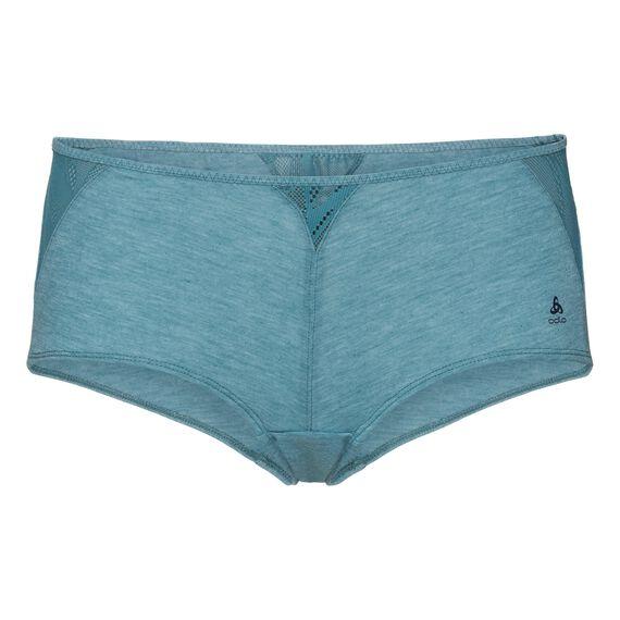 SUW Bottom Panty Natural + X-Light, crystal teal melange, large