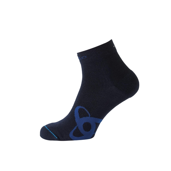Chaussettes basses Natural + LIGHT, diving navy, large