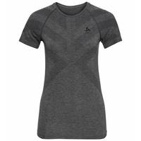 Women's KINSHIP LIGHT Base Layer T-Shirt, grey melange, large