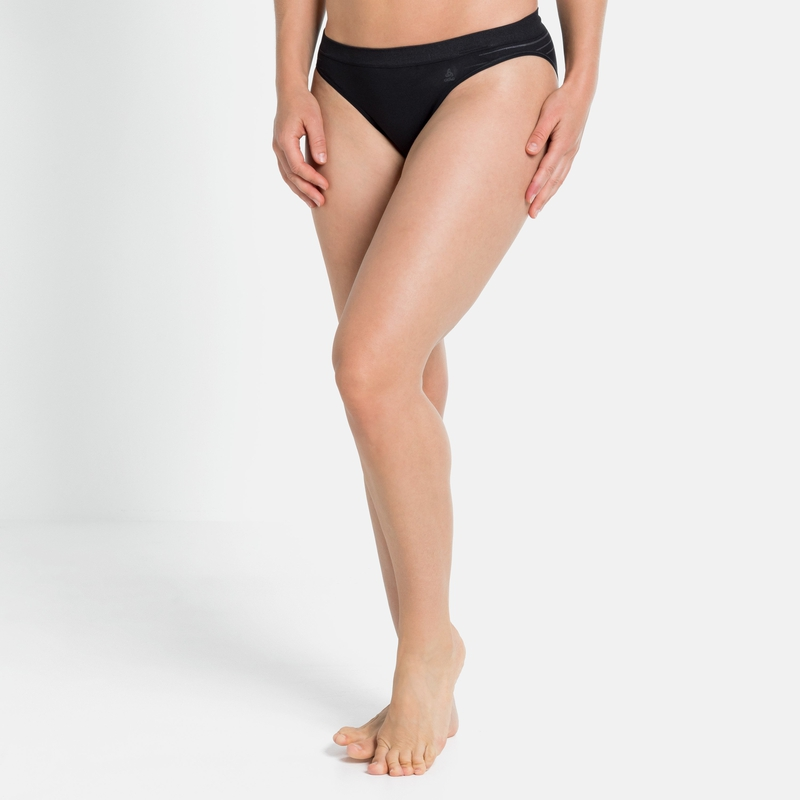 Women's PERFORMANCE LIGHT Sports Underwear Brief, black, large
