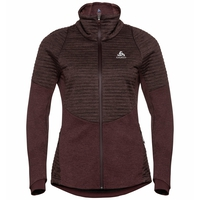 Women's MILLENNIUM Yakwarm PRO Jacket, decadent chocolate melange, large