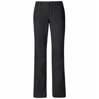 CHEAKAMUS Pants women, black, large