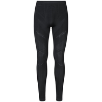 Muscle Force EVOLUTION WARM baselayer broek, black - odlo graphite grey, large