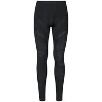 Muscle Force EVOLUTION WARM baselayer pants, black - odlo graphite grey, large