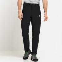 FLI-broek voor heren, black, large