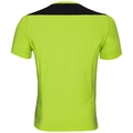 BL Top Crew neck s/s CERAMICOOL, acid lime - black, large