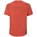 CONCORD Baselayer T-Shirt, paprika - mountain print SS19, large