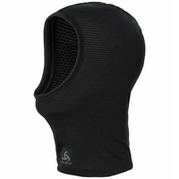 Unisex ACTIVE THERMIC Facemask, black melange, large